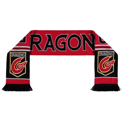 Dragons Rugby Scarf