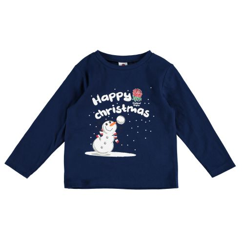 England Christmas T-Shirt
