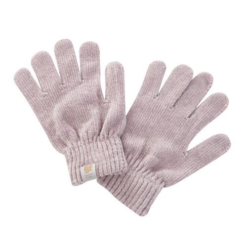 England Super Soft Gloves - Grey - Womens