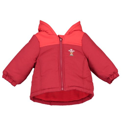 Welsh Rugby Jacket - Red