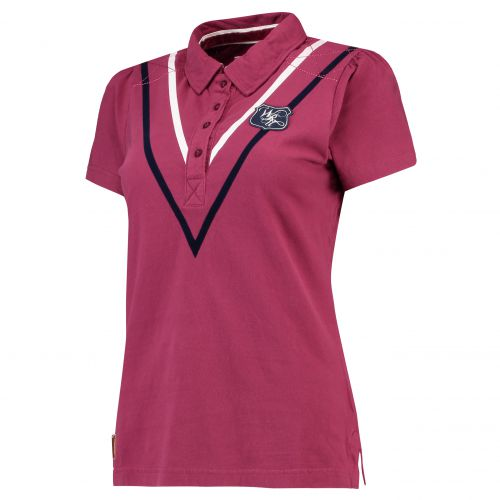 Welsh Rugby Victory Polo - Womens