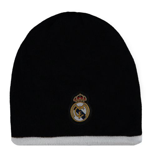 Real Madrid Reversible Fan Hat - Black/White - Adult