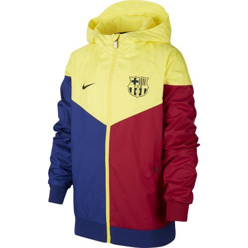 Barcelona Nike Woven Windrunner - Youth