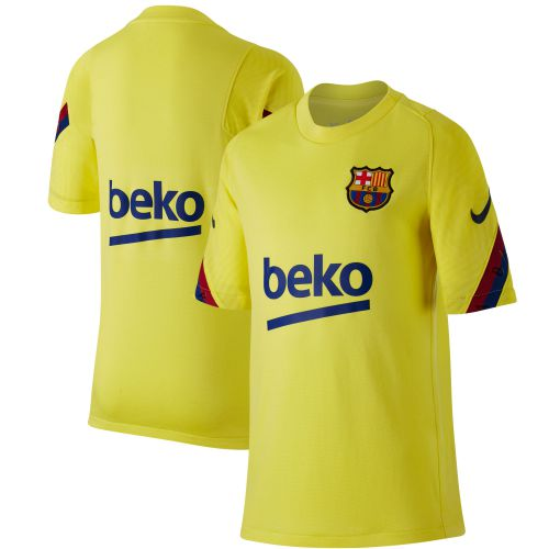 Barcelona Nike Strike Top - Youth
