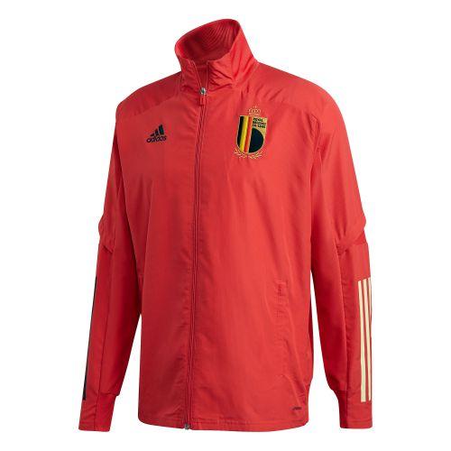 Belgium Presentation Jacket - Red