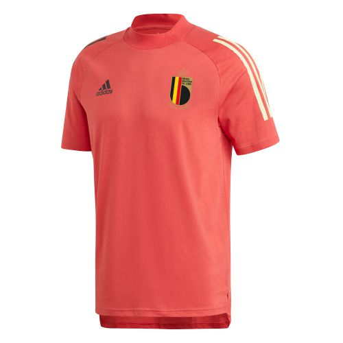 Belgium Training T-Shirt - Red