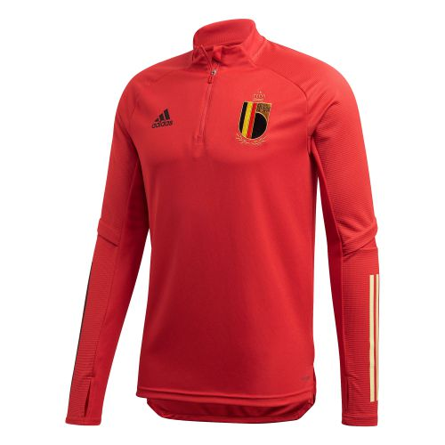 Belgium Training Top - Red