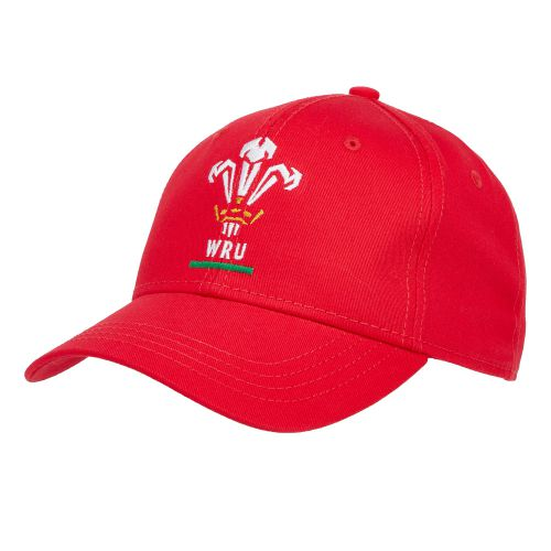 Welsh Rugby Core Cap - Red - Adult