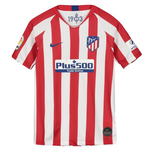 Atlético de Madrid Home Stadium Shirt 2019-20 - Kids with Diego Costa 19 printing