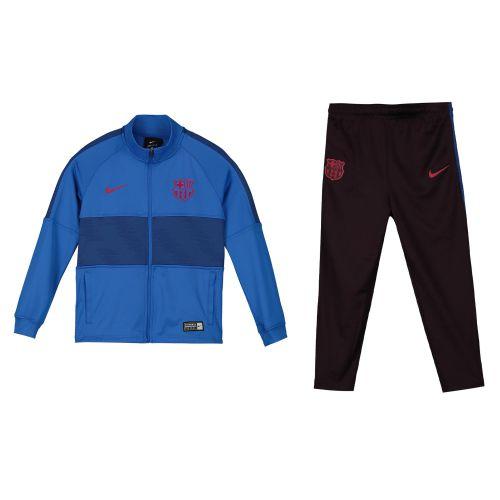 Barcelona Strike Training Track Suit - Little Kids
