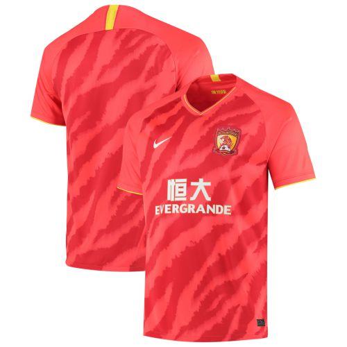 Guangzhou Evergrande Home Stadium Shirt 2020-21