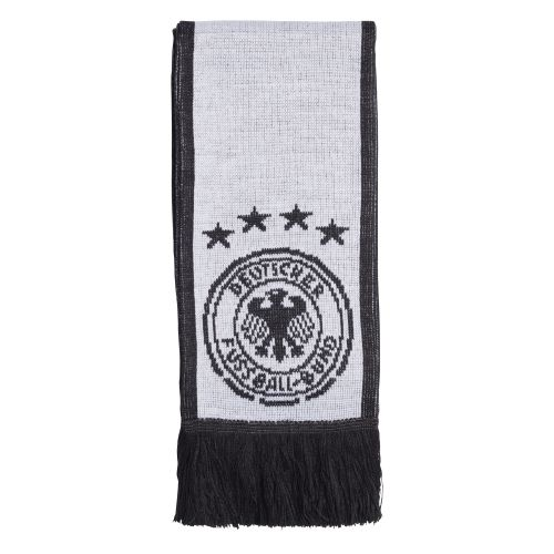 Germany Home Scarf - White