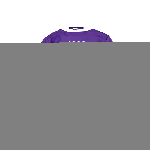 Real Madrid Away Jersey 2016/17 - Kids - Long sleeve - with Isco 22 printing