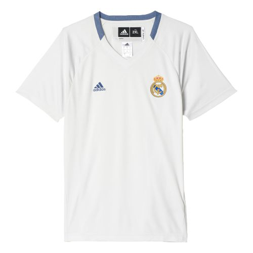 Real Madrid Basketball Shooter Jersey - White