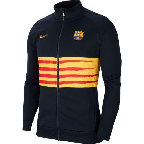 Barcelona Nike l96 Jacket - Mens