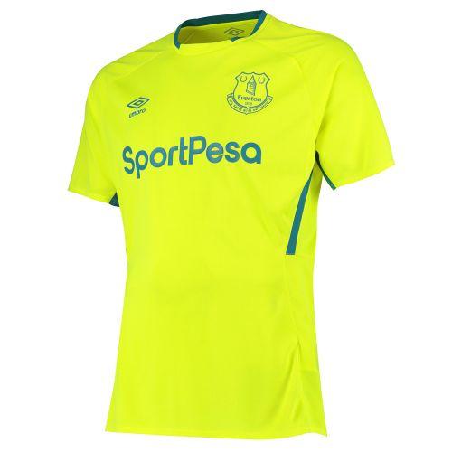 Everton Training Jersey - Yellow