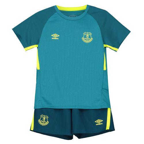 Everton Training Kit - Blue - Infants