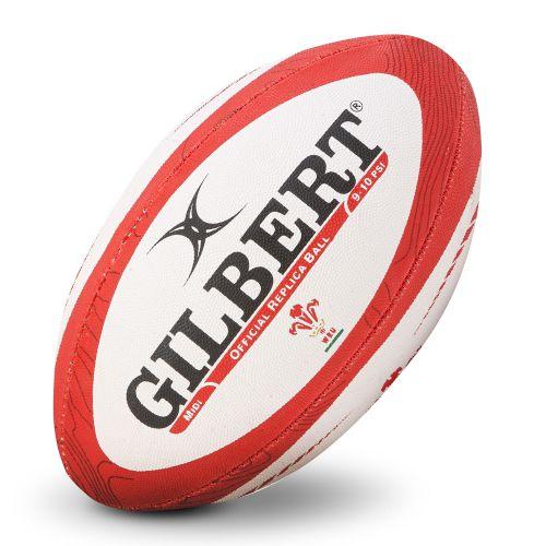 Welsh Rugby Replica Ball - Midi