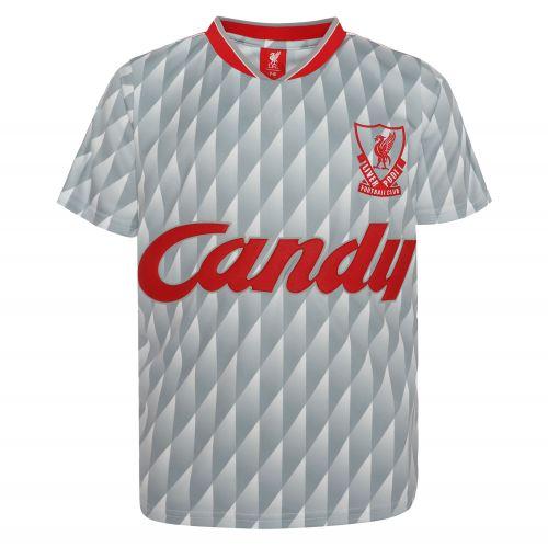 Liverpool 1989-91 Candy Away Shirt
