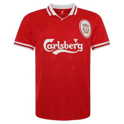 Liverpool 1996-98 Home Carslberg Shirt