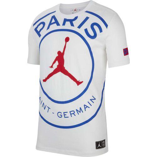 Paris Saint-Germain x Jordan Logo T-Shirt - White