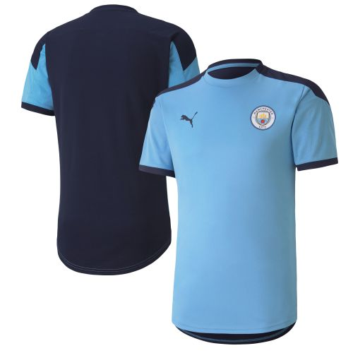 Manchester City Training Jersey - Sky Blue