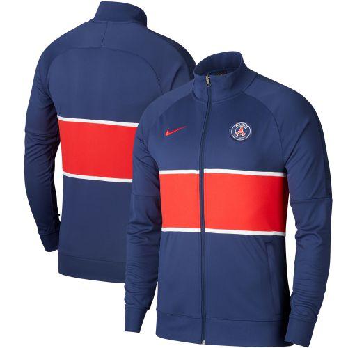 Paris Saint-Germain I96 Anthem Track Jacket - Navy
