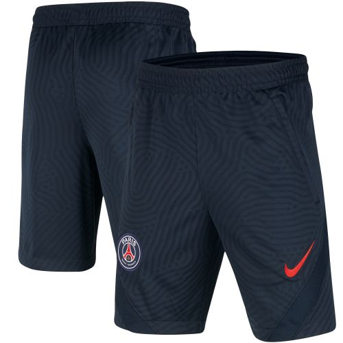 Paris Saint-Germain Strike Shorts - Navy - Kids