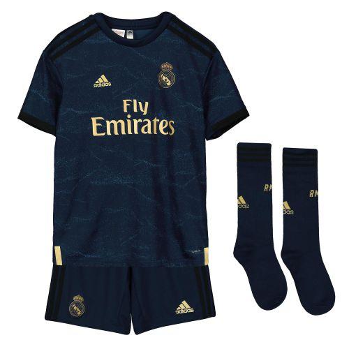 Real Madrid Real Madrid Away Kit 2019 - 20 - Kids