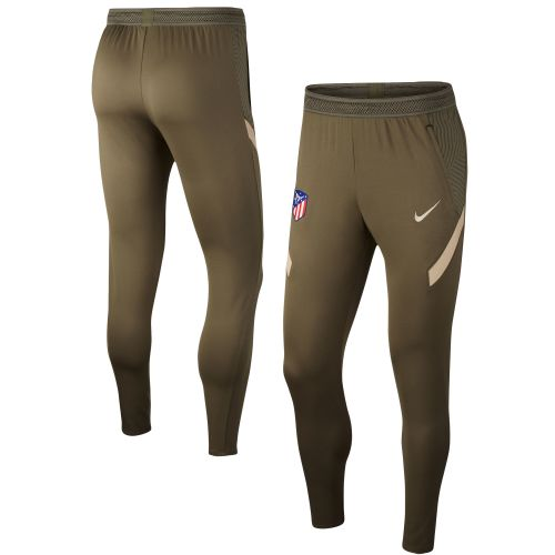 Atlético de Madrid Strike Pants - Khaki