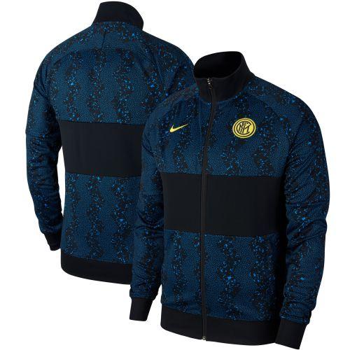 Inter Milan I96 Anthem Track Jacket - Black