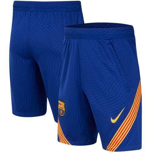 Barcelona Strike Shorts - Royal Blue - Kids