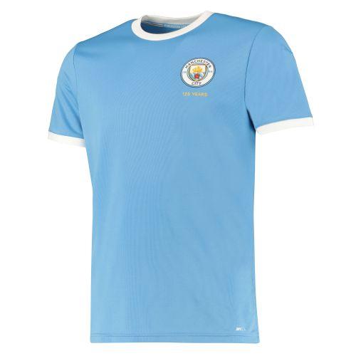Manchester City 125 Year Anniversary Shirt