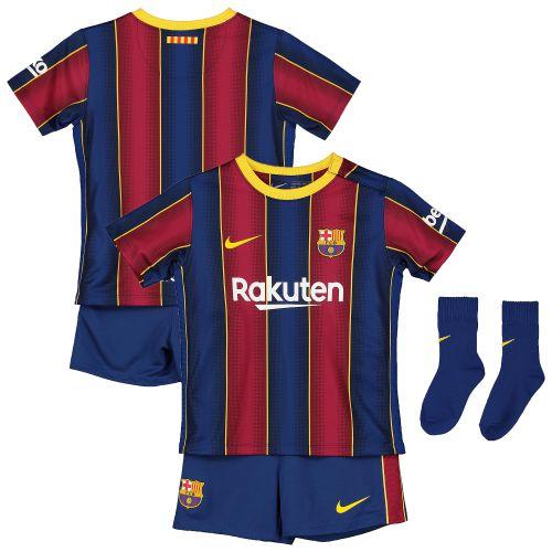 Barcelona Home Stadium Kit 2020-21 - Infants