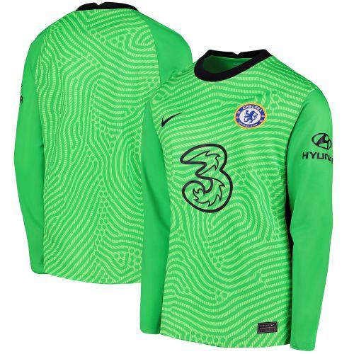 Chelsea Goalkeeper Shirt 2020-21 - Kids