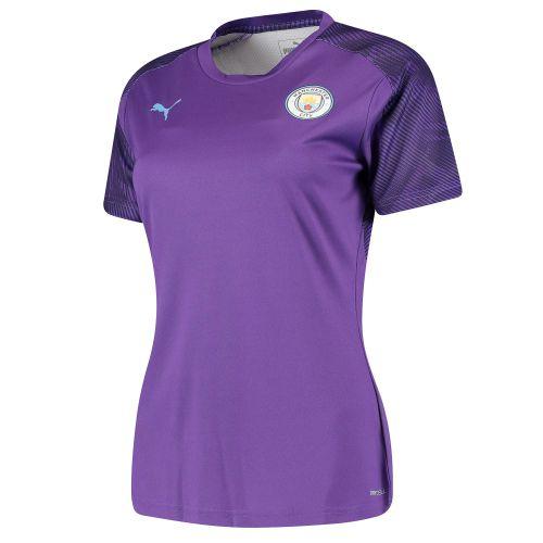 Manchester City Training Jersey - Purple - Womens