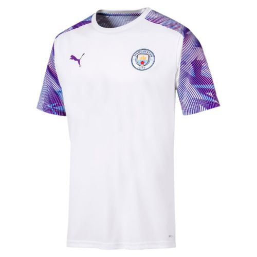 Manchester City Training Jersey - White