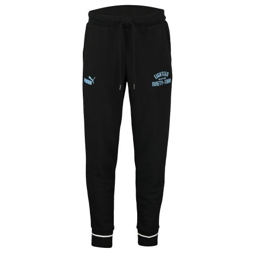 Manchester City Urban Varsity Pant - Black