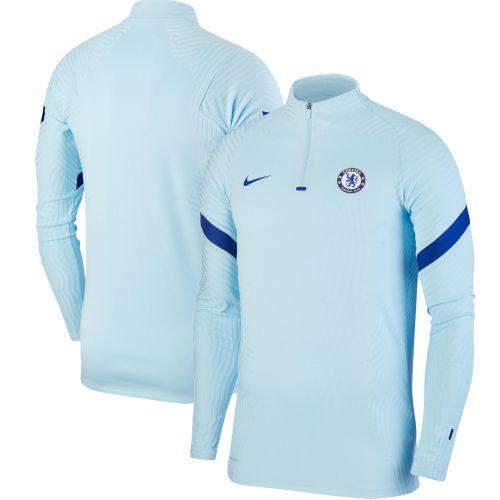 Chelsea Vapor Knit Strike Drill Top - Sky Blue