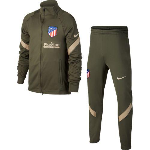 Atlético de Madrid StrikeTracksuit - Khaki - Kids