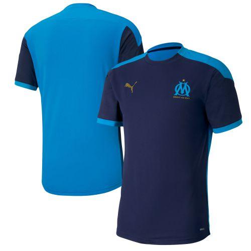 Olympique de Marseille Training Jersey - Navy