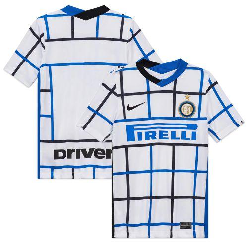 Inter Milan Away Stadium Shirt 2020-21 - Kids