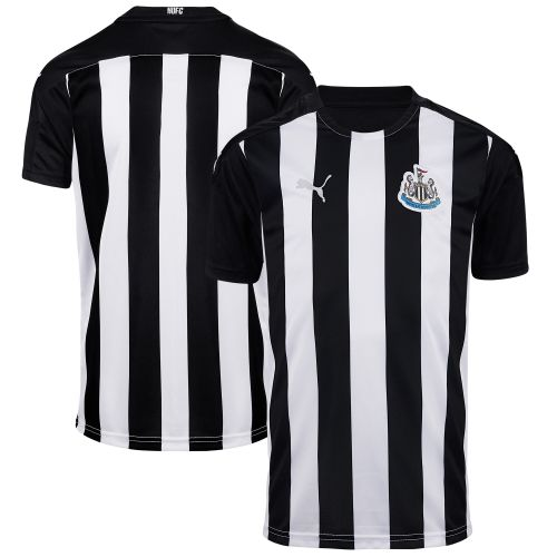 Newcastle United Home Shirt 2020-21 - Kids with Lascelles 6 printing