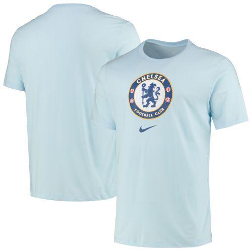 Chelsea Crest T-Shirt - Cobalt Green