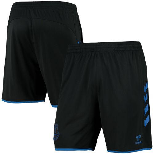 Everton Training Poly Short - Black