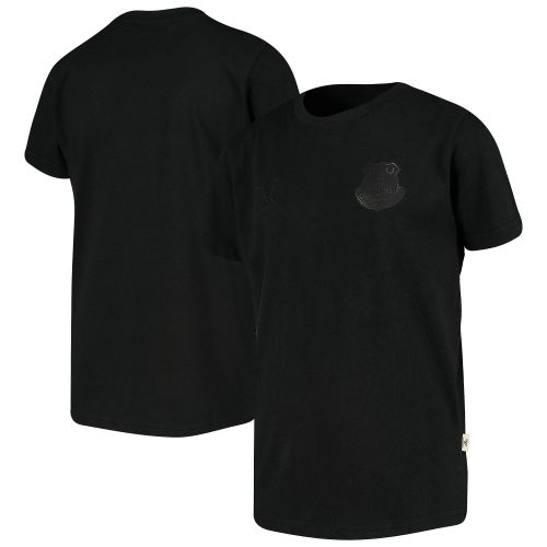 Everton Travel T-Shirt - Black - Kids