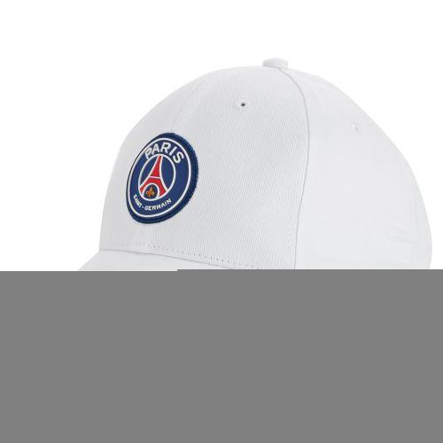 Paris Saint-Germain ESSENTIEL Crest Cap - White - Mens
