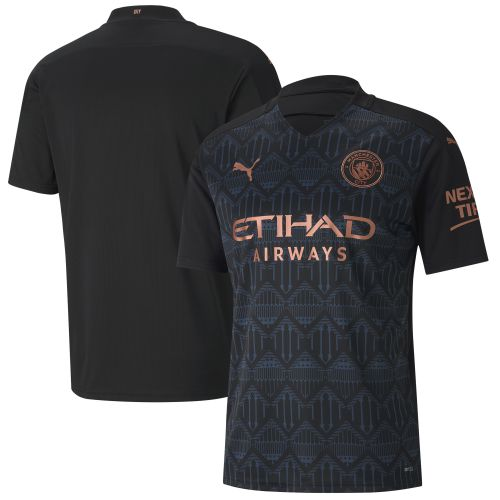Manchester City Away Shirt 2020-21 with G.Jesus 9 printing