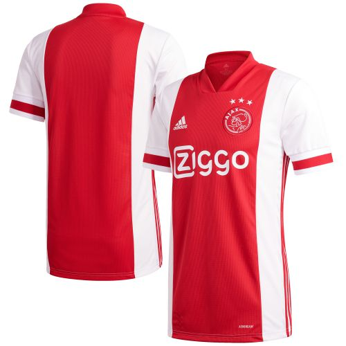 Ajax Home Shirt 2020-21 - Kids