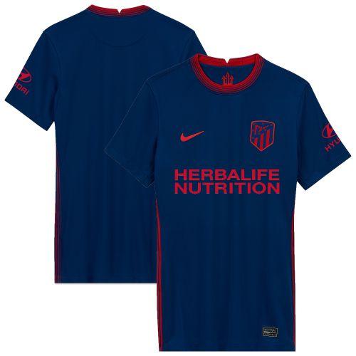 Atlético de Madrid Away Stadium Shirt 2020-21 - Womens